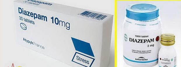Diazepam volně prodejný