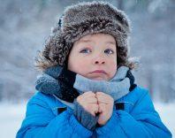 Переохлаждение у детей: степени и лечение гипотермии