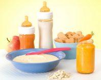 Нутриенты в детском питании